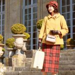 Launer London bag will appear in Japanese TV drama.